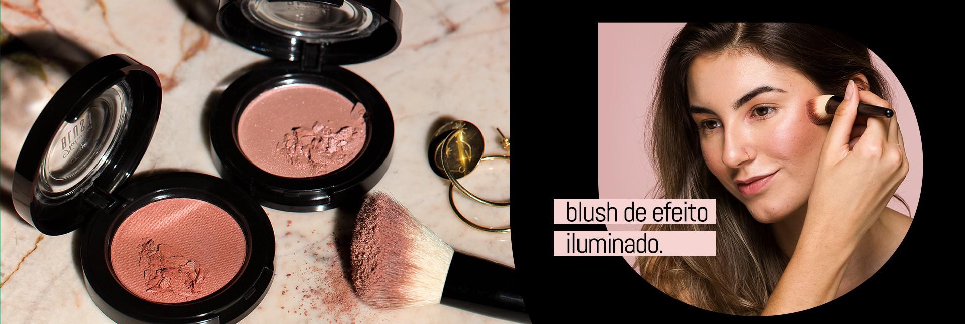 Blush Onix  - Efeito Iluminado